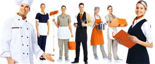Tenues de travail en h tellerie breizh emploi 56 for Emploi dans restauration
