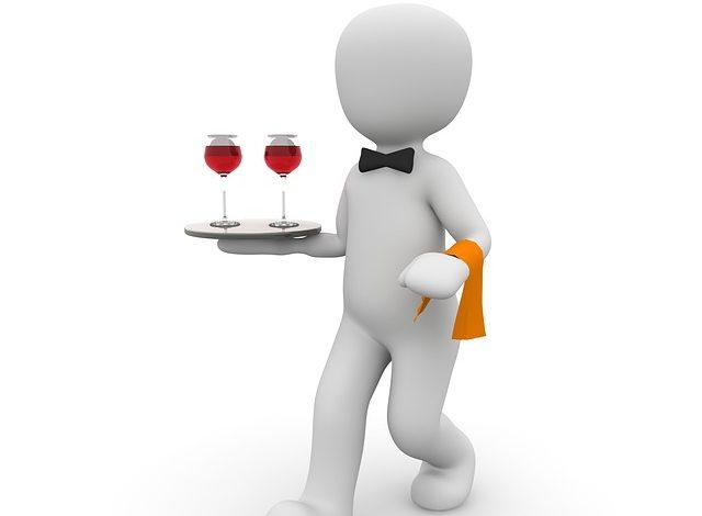 Serveur(euse) banquet, extra