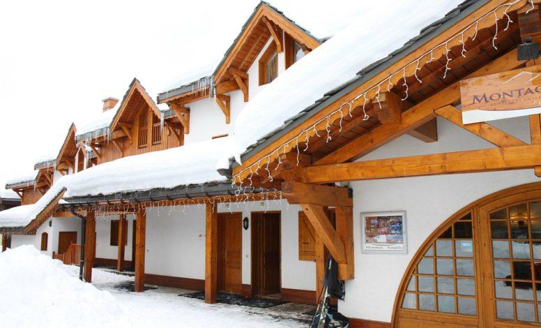 Valet/ femme de chambre pour saison en Savoie